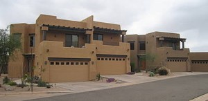 Tucson townhouses