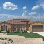 Toll Brothers Homes Escada Plan