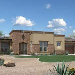 Toll Brothers Homes Montillo Plan