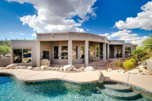 Honey Bee Canyon Oro Valley Subdivision