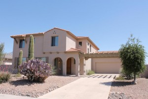 Two Story Tucson Homes