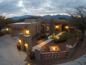 Vistoso Estates subdivision Oro Valley AZ
