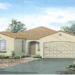Mattamy Model Home Ridgeview Floor Plan