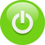 newsletter Green Start Button